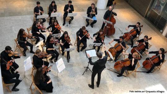 Orquesta Allegro Coach Elanie